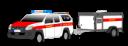 51368-dlrg-fahrzeug-mit-h%C3%A4nger-ani-png